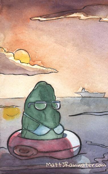 Ocean Pickle